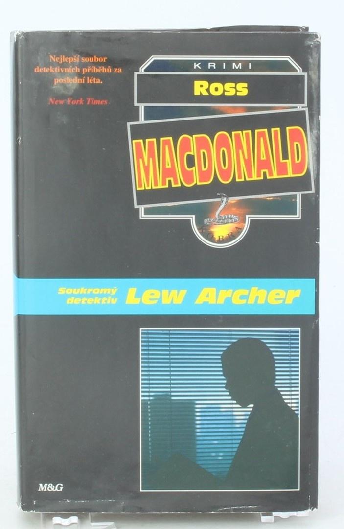 Kniha Ross McDonald: Soukromý detektiv Lew Archer