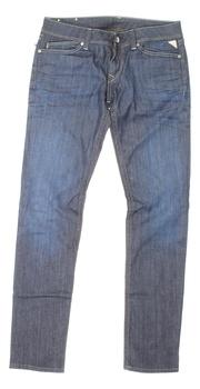 Dámské džíny Replay modré barvy