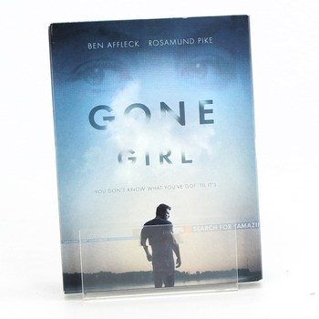 DVD film  Ben Affleck - Gone girl