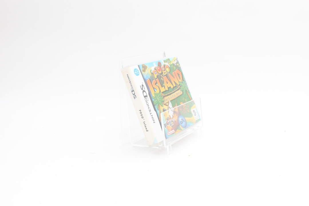 Hra Pogo Island pro Nintendo DS