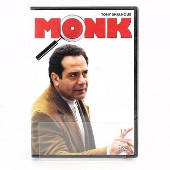 DVD Monk 13: Pan Monk jede do Mexika
