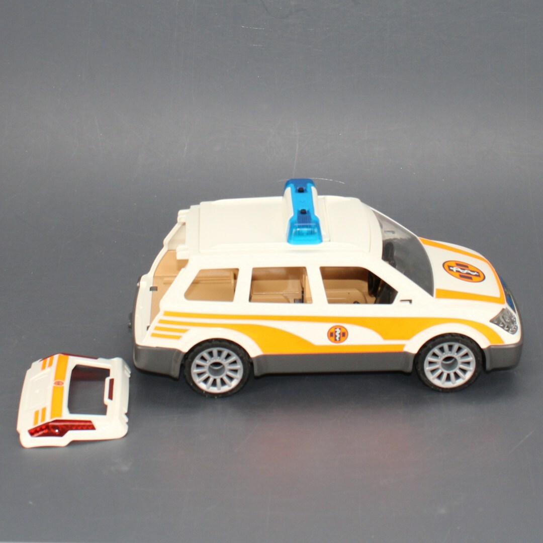 Stavebnice Playmobil City Life 70050