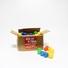 Plastové míčky LCP kids mix barev