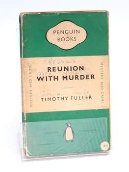 Detektivka Reunion With Murder Timothy Fuller