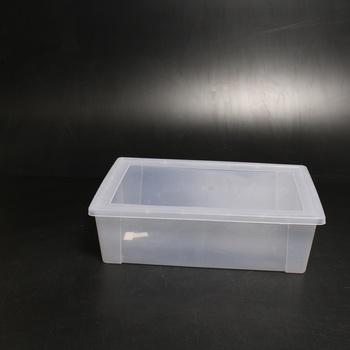 Plastový box s víkem Stefanplast