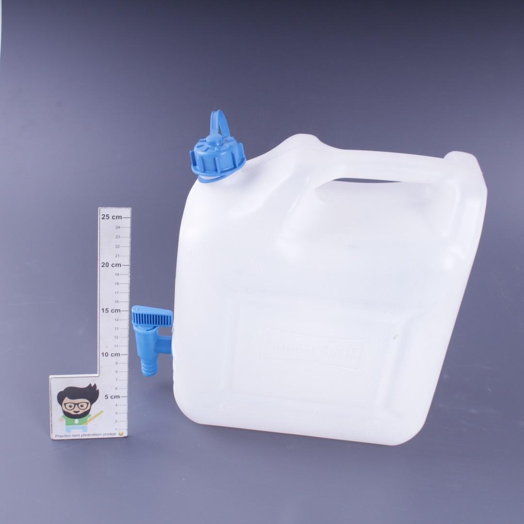 Hunersdorff ECO - kanystr na vodu s kohoutem