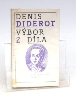 Kniha Denis Diderot: Výbor z díla