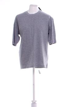 Pánské tričko New Hampshire šedé