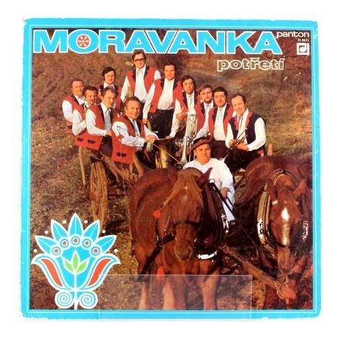 Gramofonová deska Moravanka potřetí