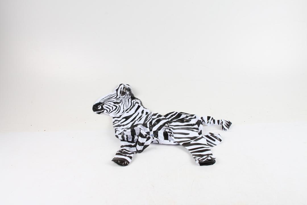 Nafukovací zebra XXL k vodě