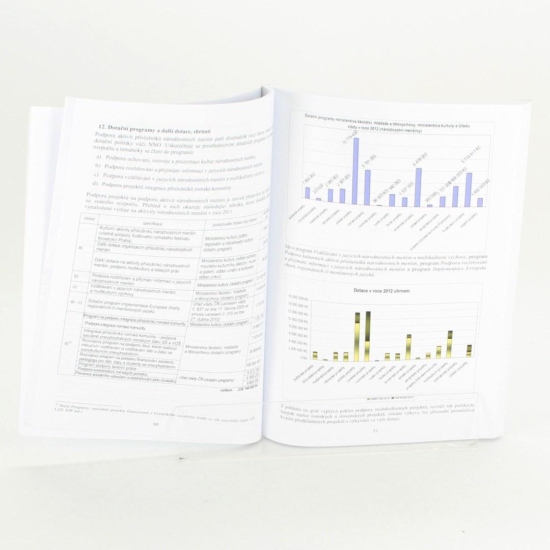 Vyhláška Zpráva o situaci národníc
