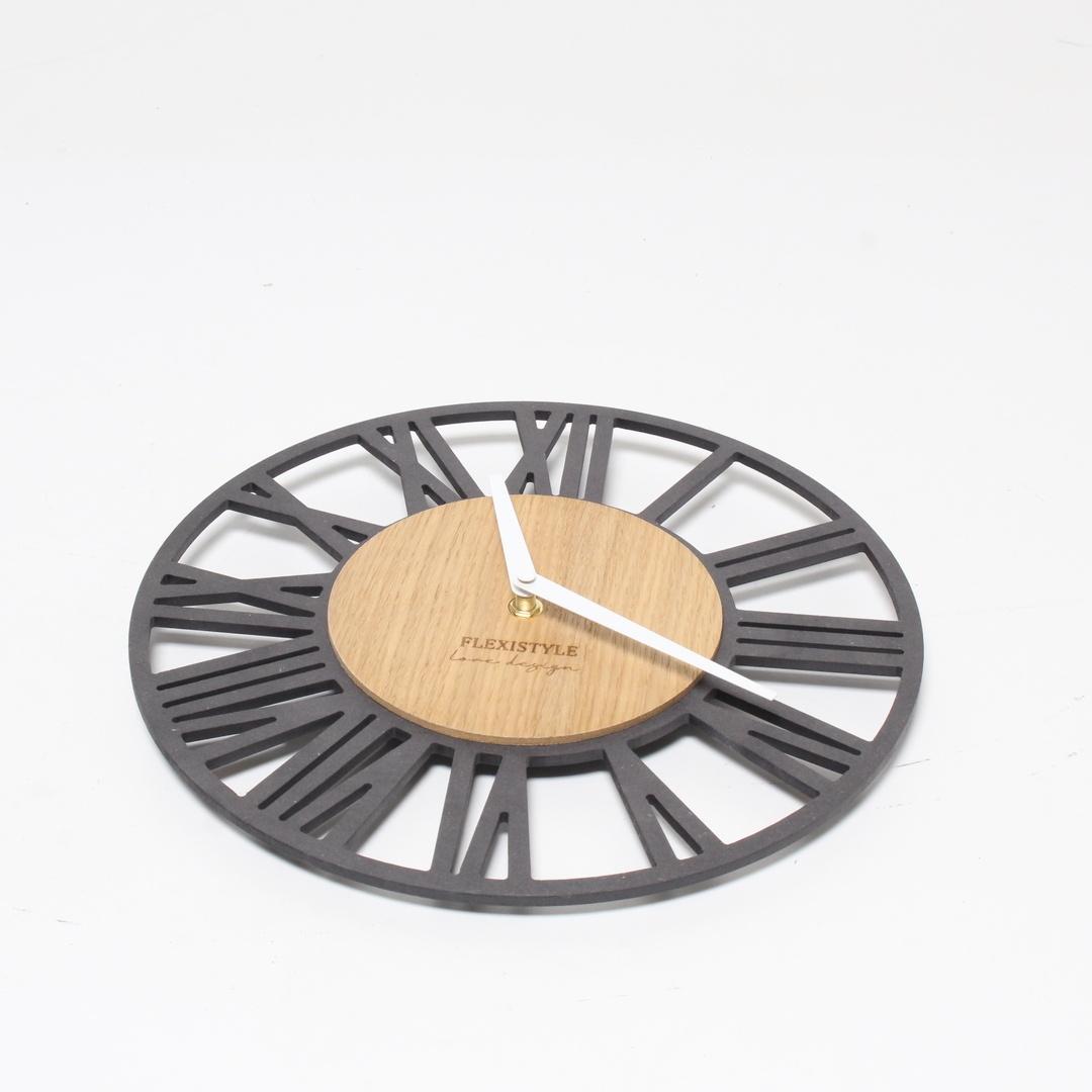 Nástěnné hodiny Flexistyle z219-1