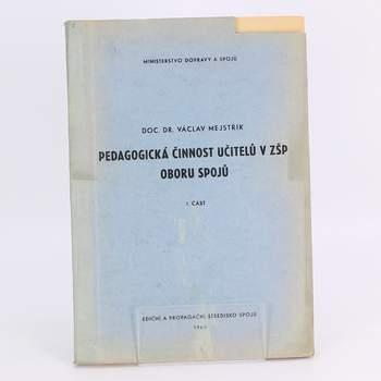 Učebnice Pe. čin. uč. v ZŠP ob. s. Václav Majstřík