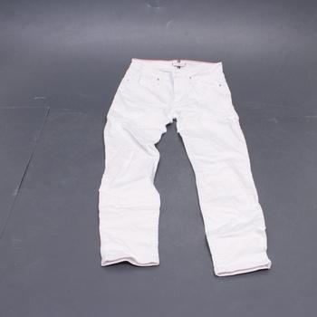 Dámské džíny Tommy Hilfiger WW0WW25096 bílé