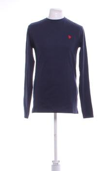 Pánské triko U.S. Polo Assn. modré M