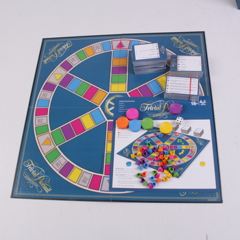 Stolní hra Hasbro Gaming Trivial Pursuit