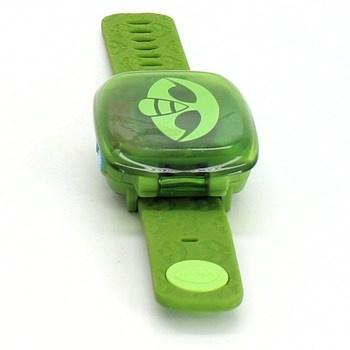 Dětské hodinky Vtech PJMasks zelené