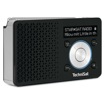 Digitální rádio Technisat 0000/4997