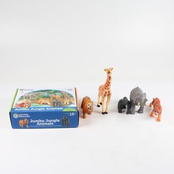Zvířátka Learning Resources Jungle Animals