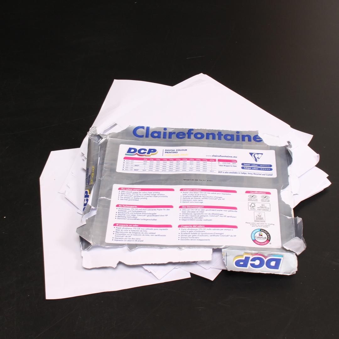 Kancelářský papír DCP 1844 Clairefontaine A4