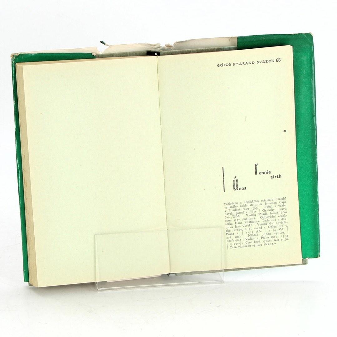Kniha Únos - Rennie Airth