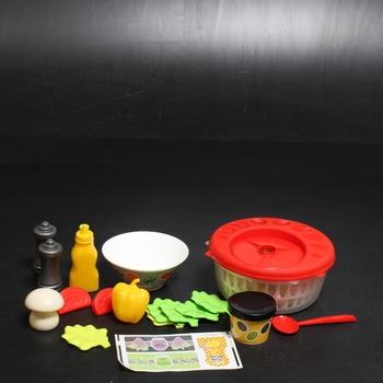 Kuchyňský set ECOIFFIER 2579 Salát