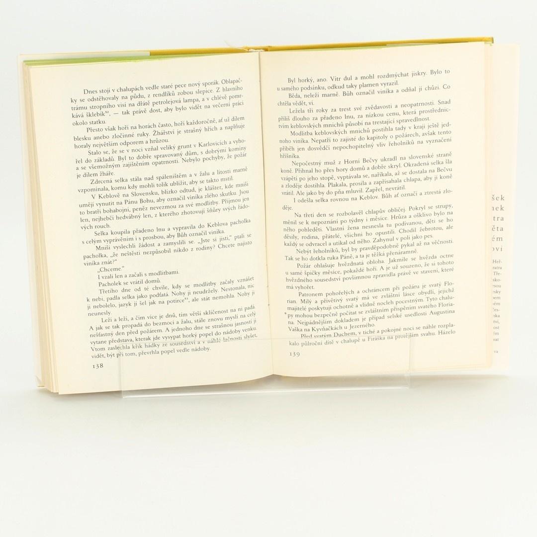 Kniha Chudá přadlena Jarmila Glazarová