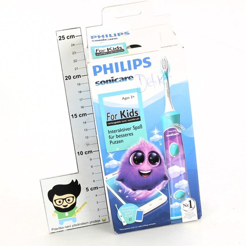 Dětský kartáček Philips sonicare