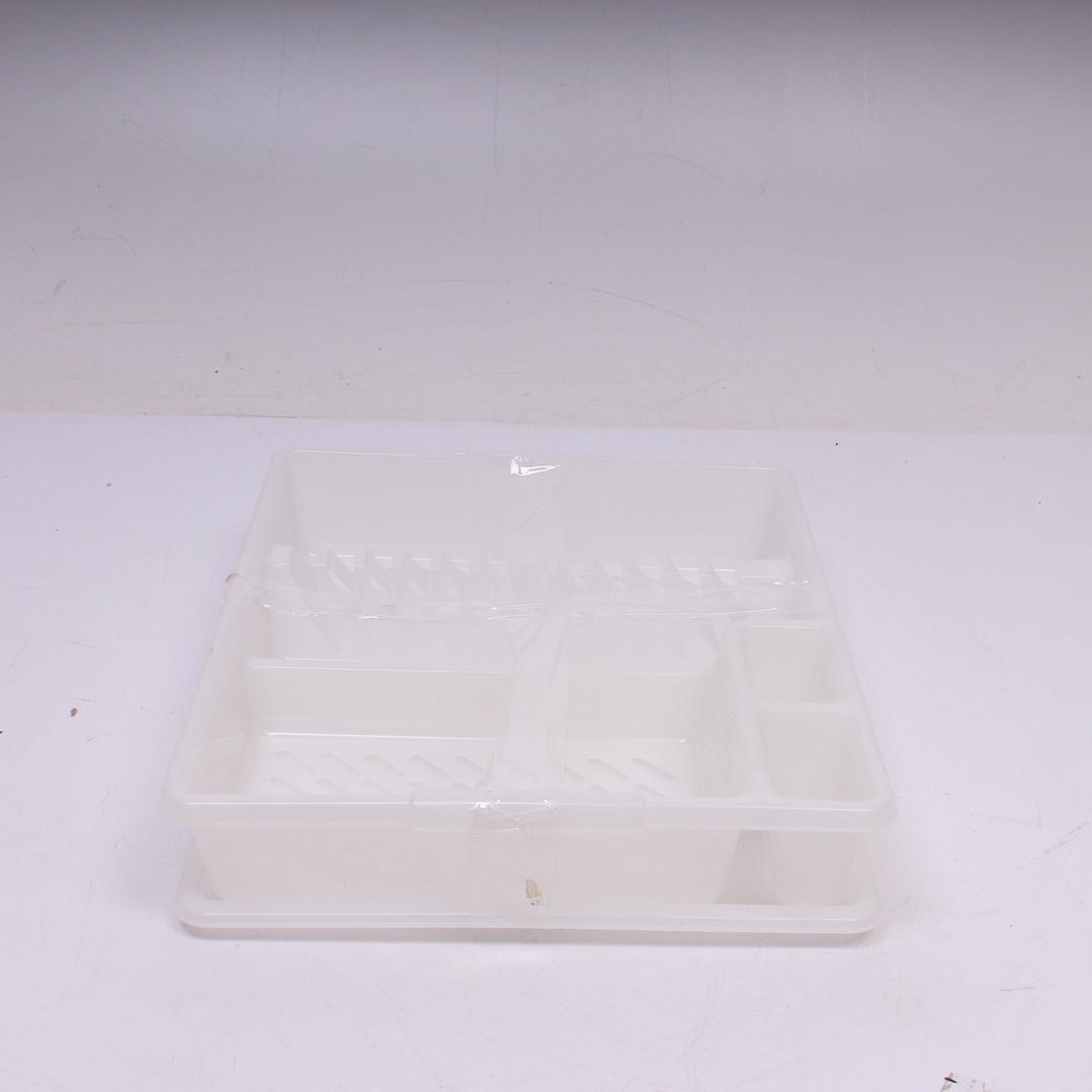 Odkapávač nádobí Curver bílý