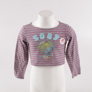 Dívčí tričko s potiskem s.Oliver