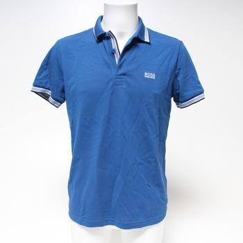 Pánské polo triko Boss 50302557 modré M