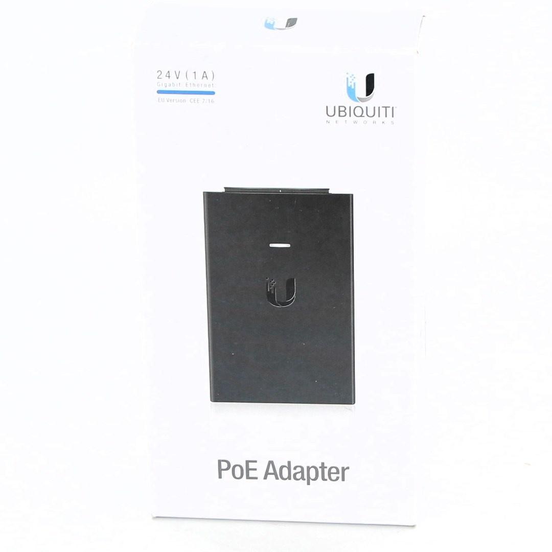 PoE adaptér Ubiquiti POE-24-24W-G černý