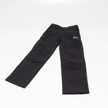 Chlapecké kalhoty Jack Wolfskin černé 128