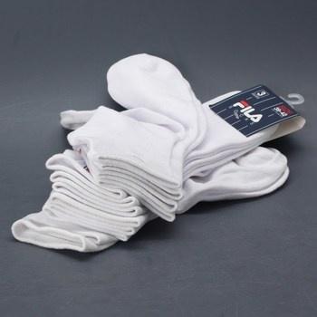 Pánské ponožky Fila multipack 3páry bílé