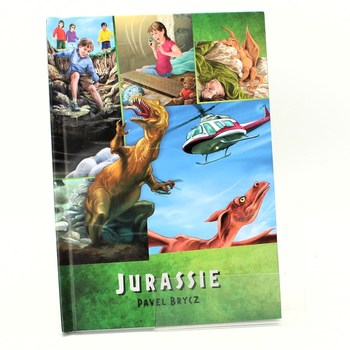 Kniha Pavel Brycz: Jurassie