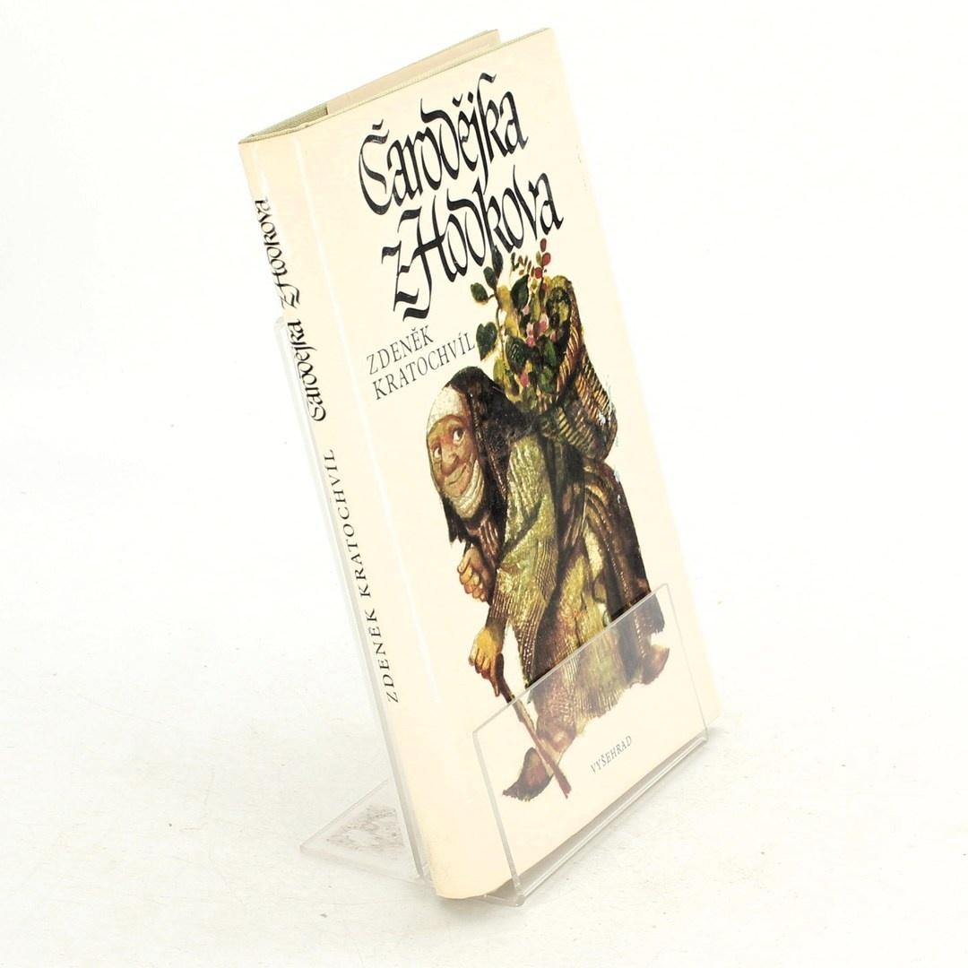 Kniha Zdeněk Kratochvíl: Čarodějka z Hodkova
