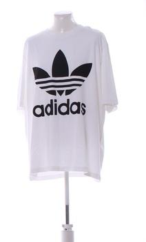 Pánské tričko Adidas bílé