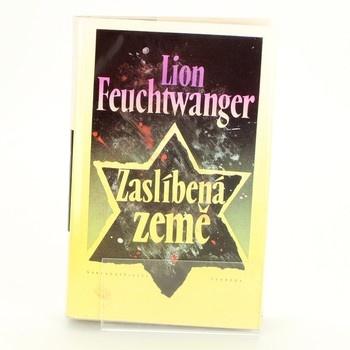 Kniha Lion Feuchtwanger: Zaslíbená země