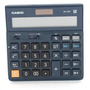 Stolní kalkulačka Casio DH-12ET