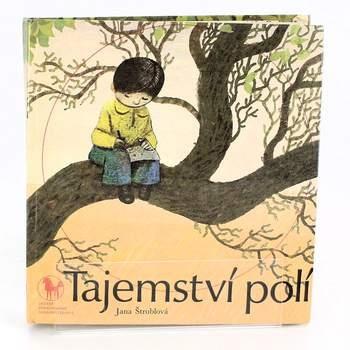 Kniha Tajemství polí Jana Štroblová