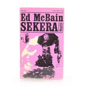 Kniha Ed McBain: Sekera