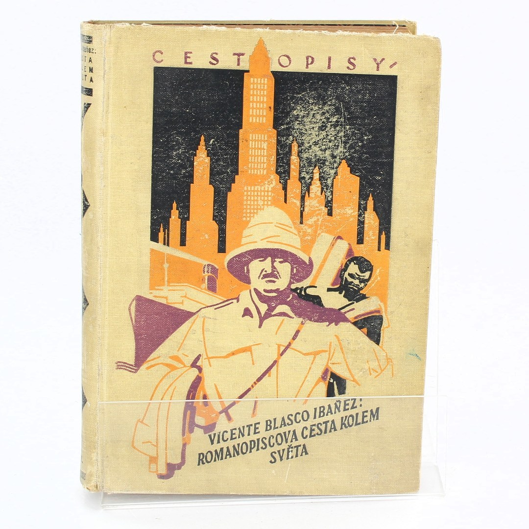 Romanopiscova cesta kolem světa díl II.