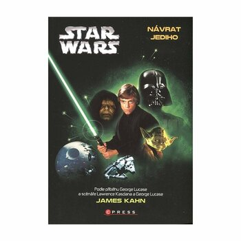 Kniha Star Wars: Návrat Jediho