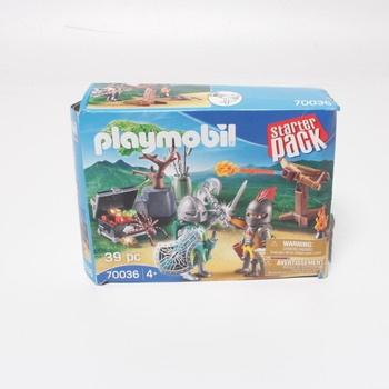 Stavebnice Playmobil 70036 Rytířská bitva