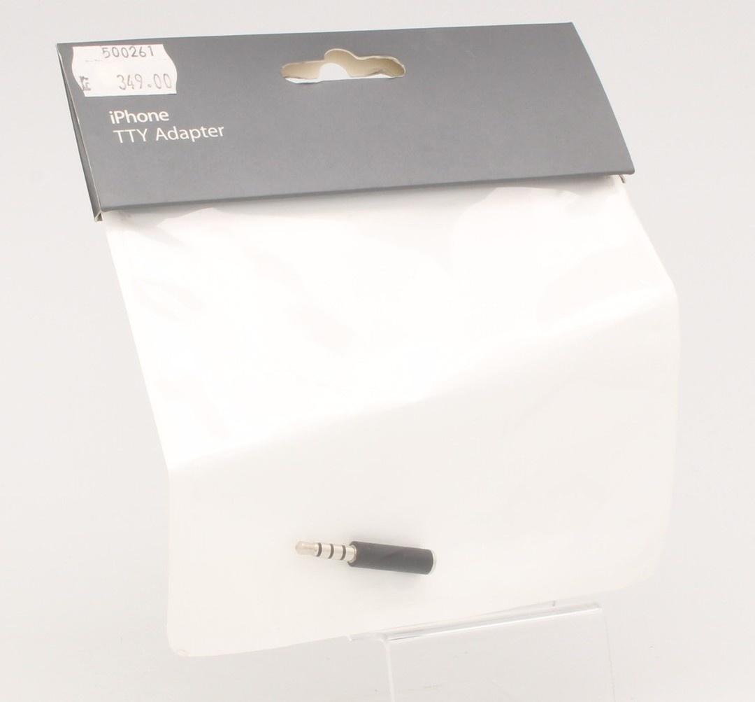 Adaptér Apple iPhone TTY - 3,5