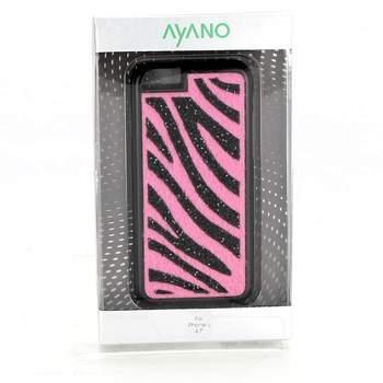 Zadní kryt Ayano Glam! Zebra Pink iPhone 6