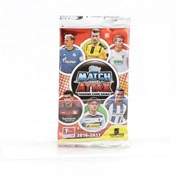 Fotbalové kartičky Topps 4140713704997