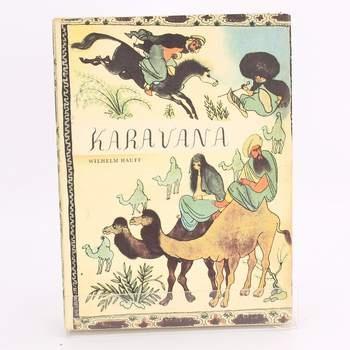 Dětská knížka Albatros Karavana  Wilhelm Hauff