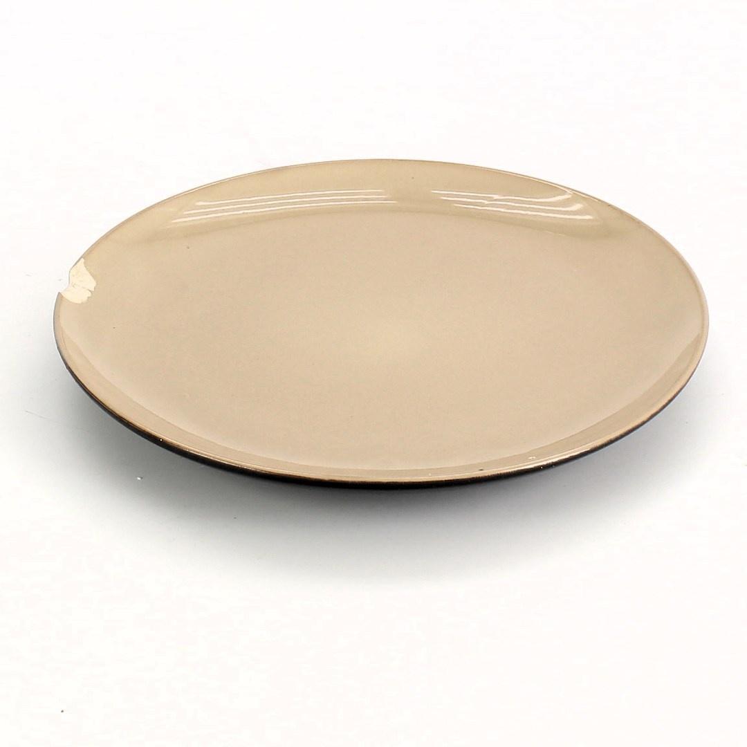 Krásný porcelánový talíř 1ks