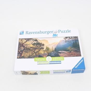 Puzzle 1000 Ravensburger Yosemitský Park